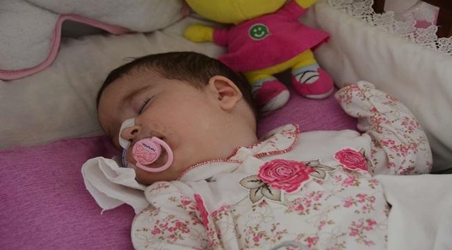 SMA hastası bebek vefat etti