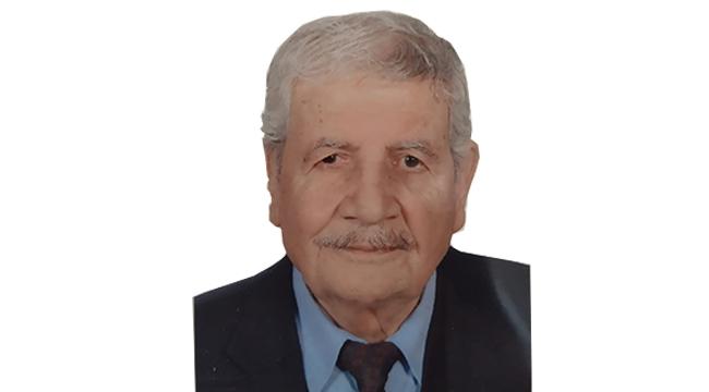 Emekli Siverek Tapu Müdürü Eyyüp Özçınar vefat etti