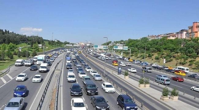 Haziran ayında 104 bin taşıtın trafiğe kaydı gerçekleştirildi