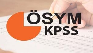 KPSS yerleştirme sonuçları belli oldu