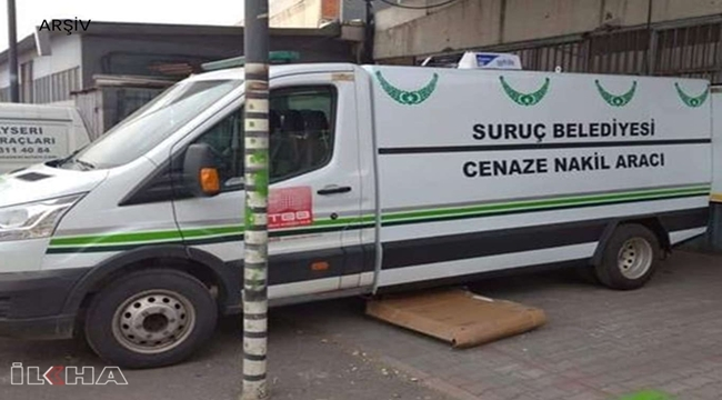 Şanlıurfa'da cenaze aracının altında kalan 3 yaşındaki çocuk vefat etti
