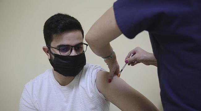 Şanlıurfa'da Coronavirus aşısı olan gençler hediyeyi kapacak
