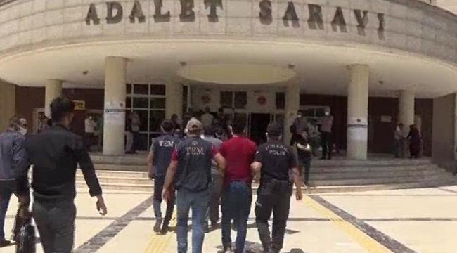 Şanlıurfa'da PKK operasyonunda 15 kişi tutuklandı