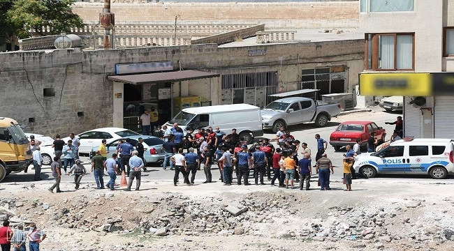 Şanlıurfa'da polisten kaçan şahıs kaza yapınca yakalandı