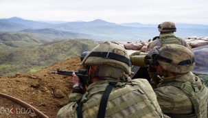 Şanlıurfa sınırında 6 PKK'li etkisiz hale getirildi
