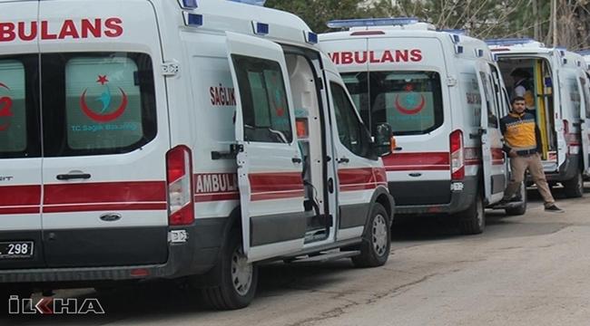 Viranşehir'de bir şahıs tartıştığı 3 kardeşini bıçakladı