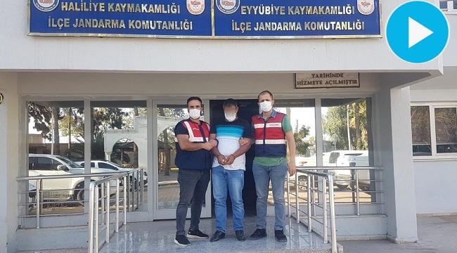 Şanlıurfa'da cinayetten aranan firari zanlı yakalandı