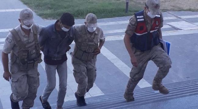 Viranşehir'de hırsızlık amacıyla eve giren şahıs ev sahibini bıçakladı