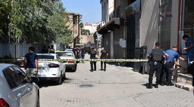 Siverek'te bir eve silahlı saldırı: 1 yaralı