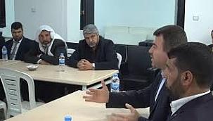 Rahmetli Mehmet Yavuz'un Siverek'teki STK'larla toplantısı (2017)